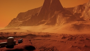 NASA entwickelt eine Virtual Reality Simulation namens Mission to Mars