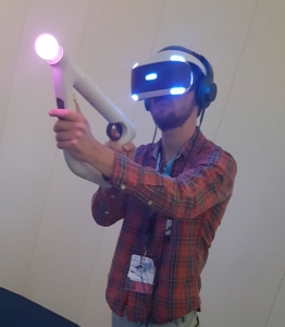 PS VR Gaming