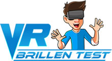 Vr Brillen Test Logo